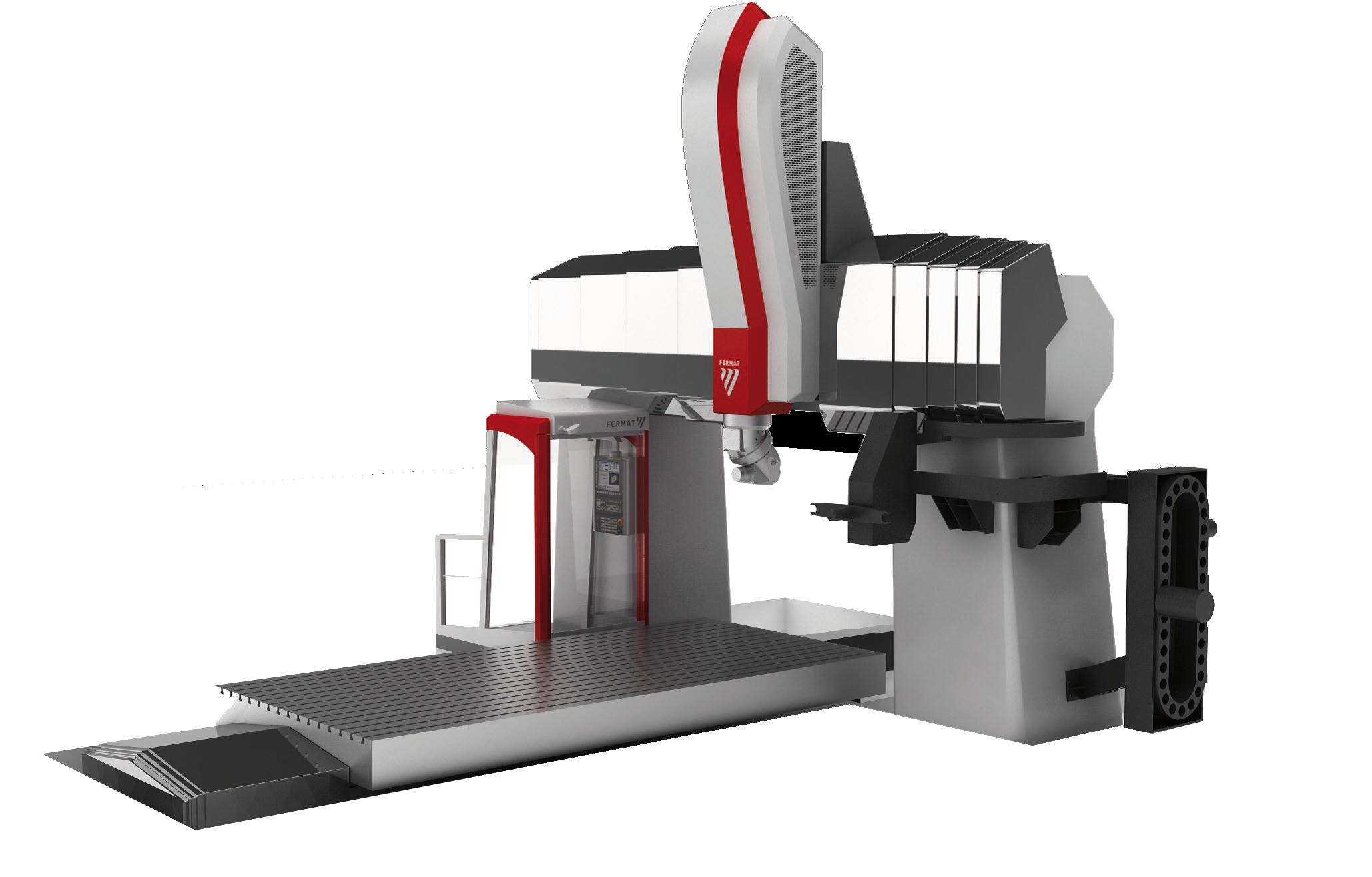 Gantry and Bridge-Type Machines - Image