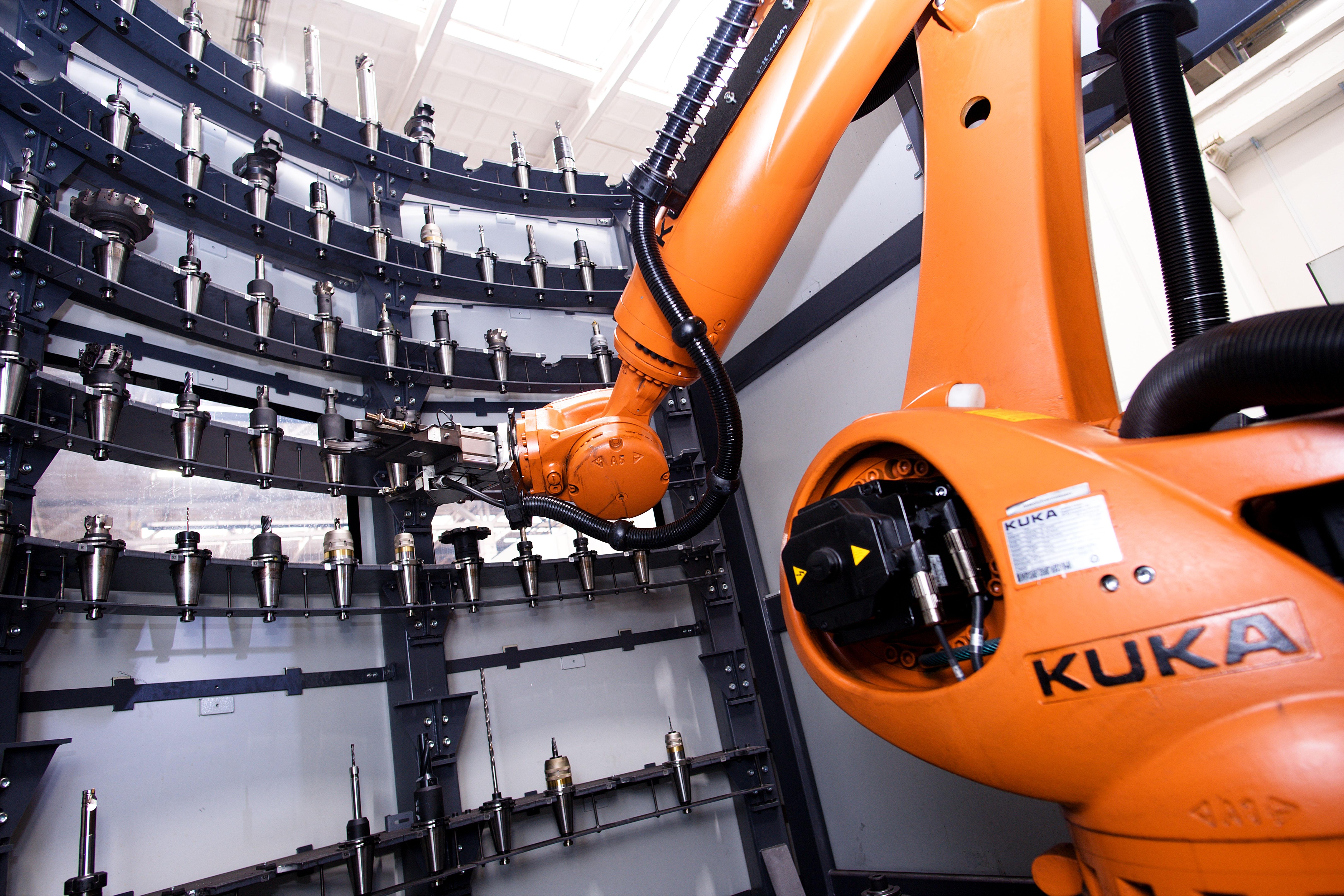 KUKA Robot 96/125/189 - Image3