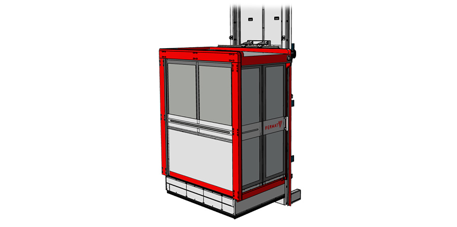 Operator cabin for WRF machines - Image3