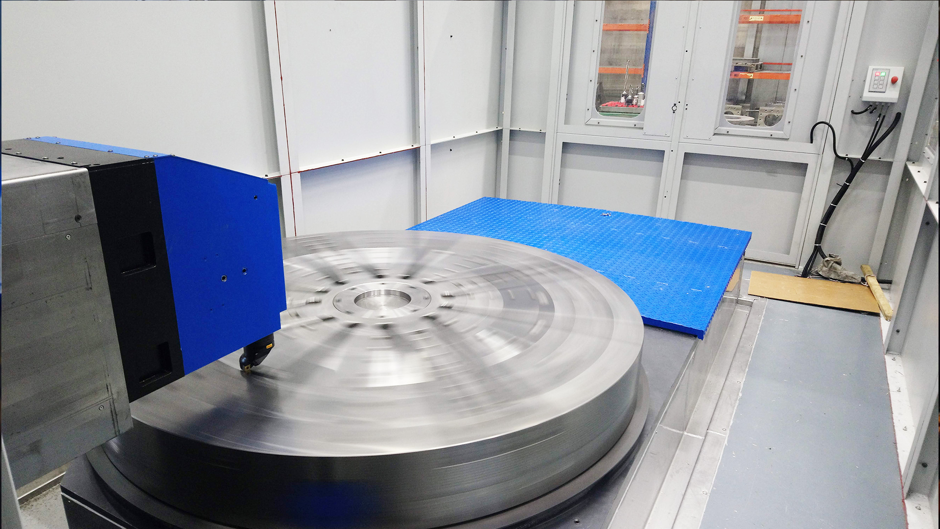 Milling/Turning solution for continuous production of pumps with high accuracy - Image3