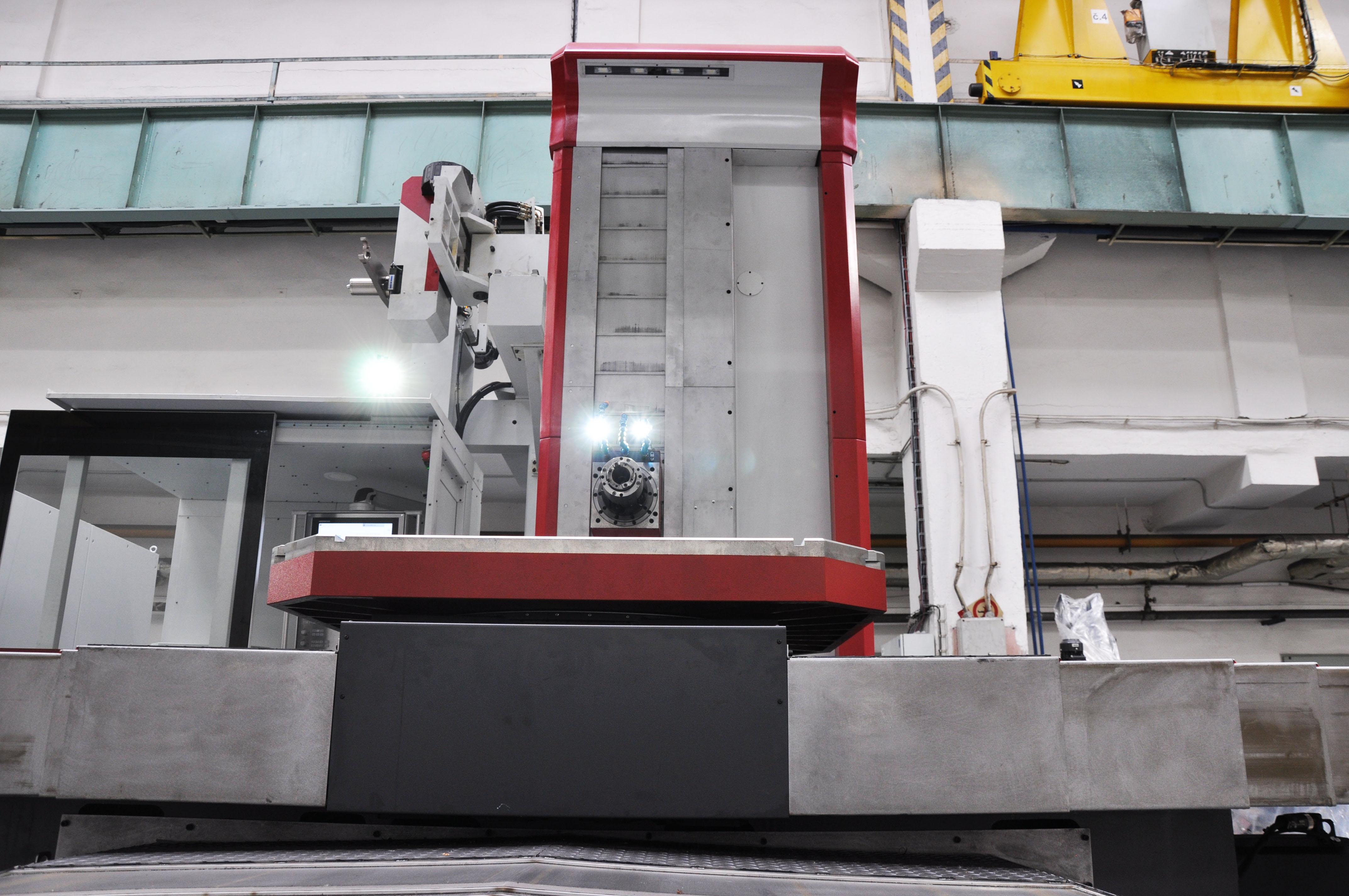 WXC 100 - horizontal table-type boring mill - Image4
