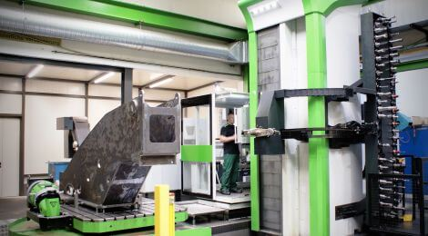 Sennebogen Maschinenfabrik GmbH - img