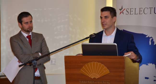 U.S. - Czech Investment Forum & SelectUSA Seminar In Prague - Image
